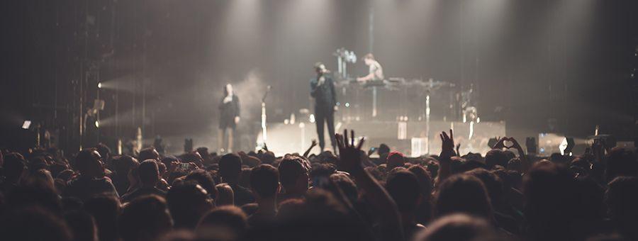 Concert-test à Barcelone : aucun signe de contagion
