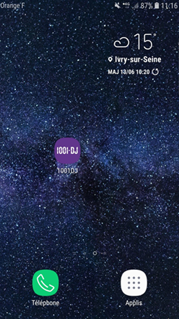 Android - Etape 4