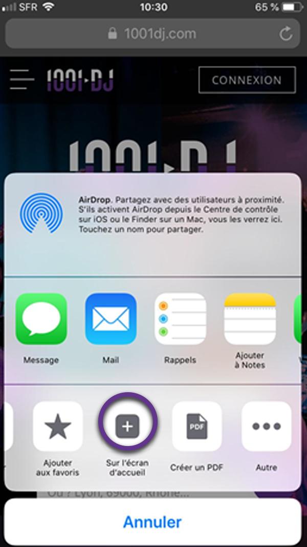 iOS - Etape 2