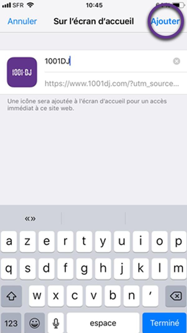 iOS - Etape 3