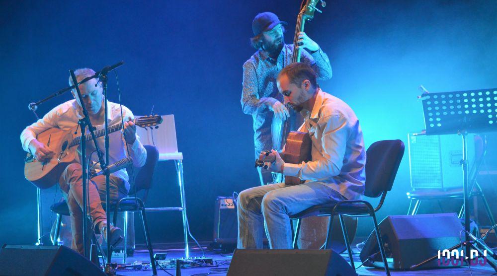 Photo La Veille au Soir - Jazz Manouche #1
