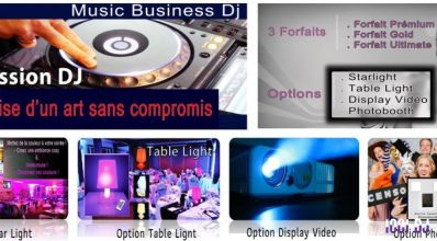 Photo Music Business DJ #1
