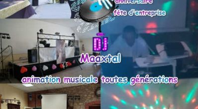 Photo Dj Maaxtal #3