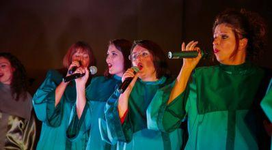 Photo Les Gosses Belles, Groupe Vocal  #6