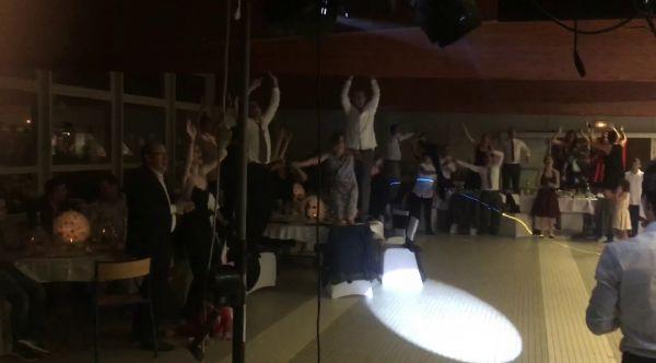 Djpourmonmariage invites maries chantent sur tribu dana mariage de Monsieur Morel 1er juillet 2017