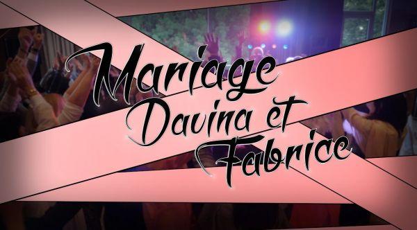 Mariage - Davina&Fabrice - 13 mai 2017 [4K] | Twentyfour Studio