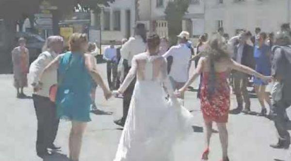 Mariage breton à Langonnet