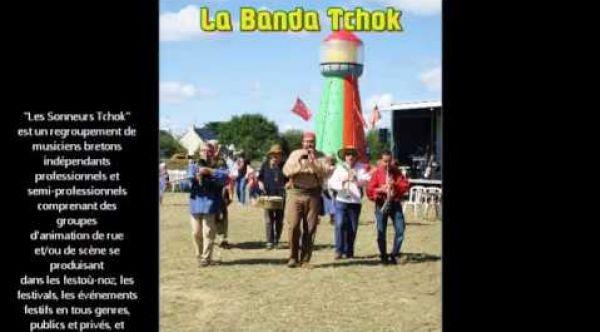 La Banda Tchok - Tour - 2017