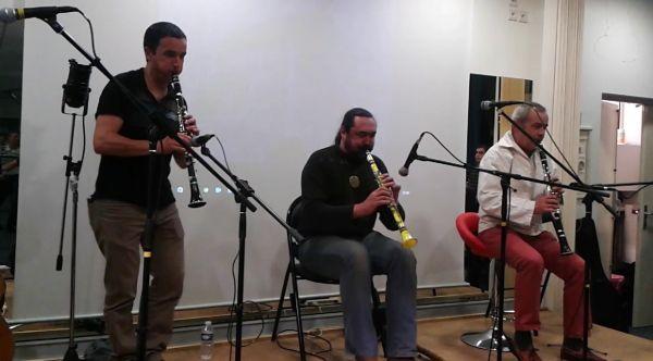 Trio de clarinettes - Les filles de Lorient