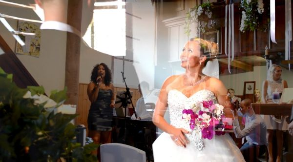 Chanteuse pour Cérémonie Religieuse de Mariage