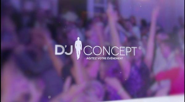 DJ Concept  Showreel  2018