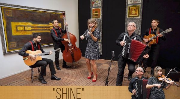 Shine - Aurore / Philippe / H2R - Quintette jazz manouche