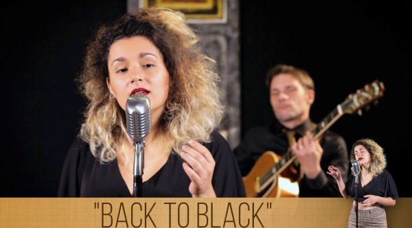 Back to black (Amy Winehouse) - Agathe / H2R - Groupe de jazz PoP