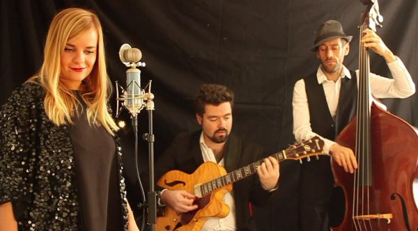 "Mabel Jazz Band - ""Lullaby of Birdland"" Trio Jazz Vocal pour vos mariages et évènements"
