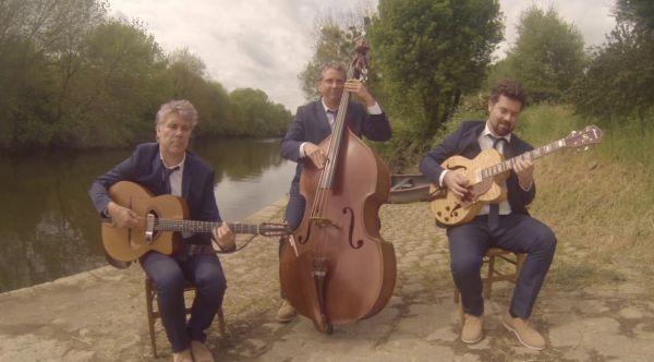"""Mabel Jazz Band - """"Sweet Georgia Brown"""" Trio Jazz Manouche pour vos mariages et évènements"""