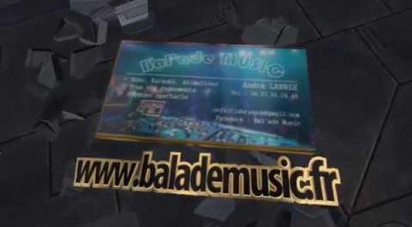 Bal'ade Music Ca ne vous donne pas envie de danser?!