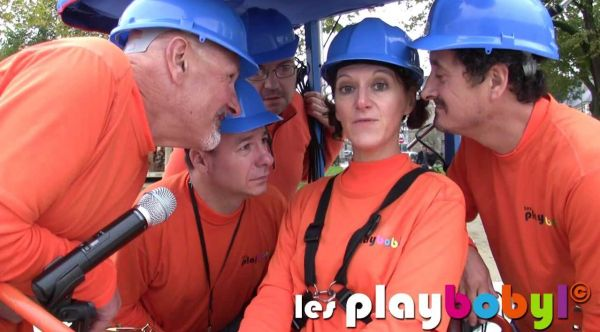 Les Playbobyl (EPK) - www.lesplaybobyl.com