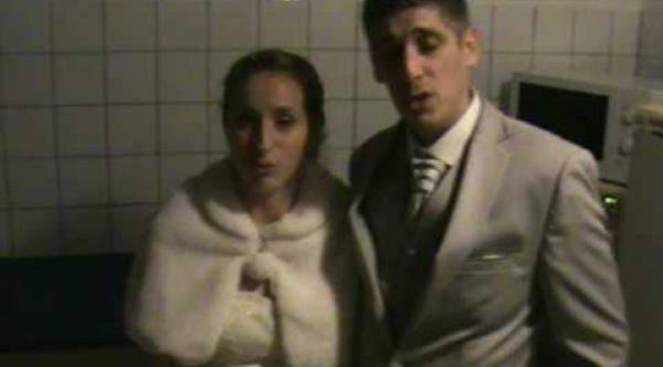 Livre d'or en vidéo remerciement mariage de Cynthia et Yoann