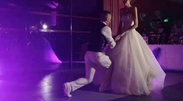 """Ouverture de bal pour """"4 mariages pour une lune de miel"""" made by Bal'ade Music"""