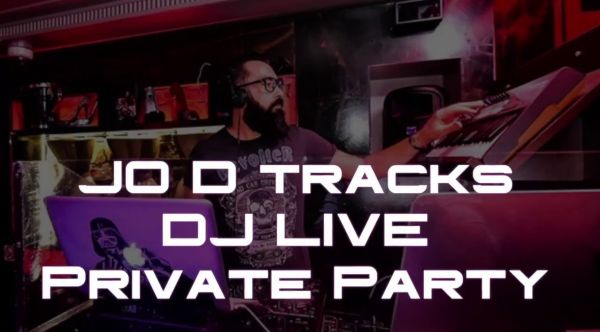 Jo D-tracks soiree live