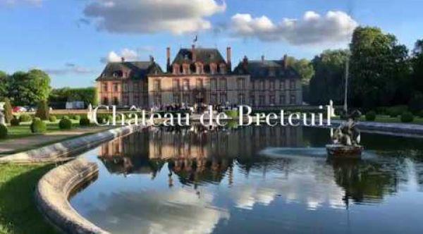 Mariage - Château de Breteuil