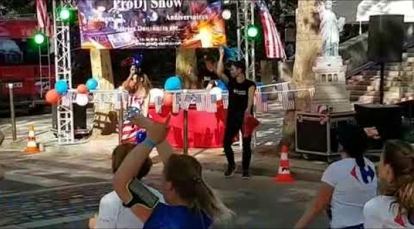ProDJ Show sur la Parisienne 2018