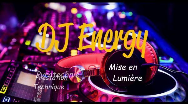 DJ Energy - Créateur et Prestataire de Soirées Exceptionelles