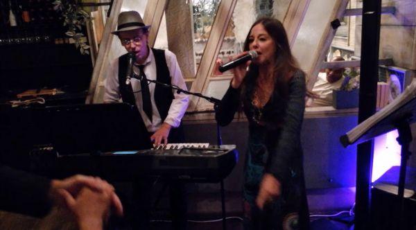 Démo Nathy et Fred - Musiciens Paris