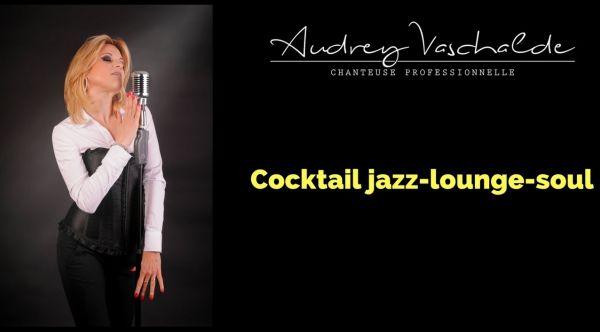 Chanteuse jazz avec musiciens Lyon - Rhone Alpes, Bourgogne et Suisse