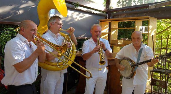 HOT JAZZ BROTHERS au Trinque Fougasse