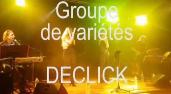 Groupe de variétés Declick / 2018