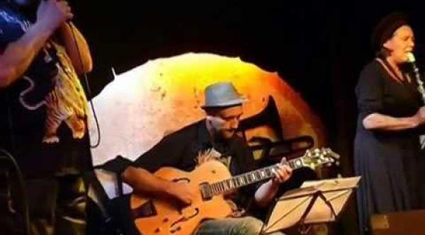 HBC091 - BLUEMARY SWING en concert au Hall Blues Club