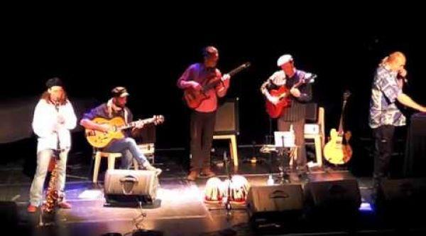 Pelluswing (de Mary Estrade) Live Le Vigan