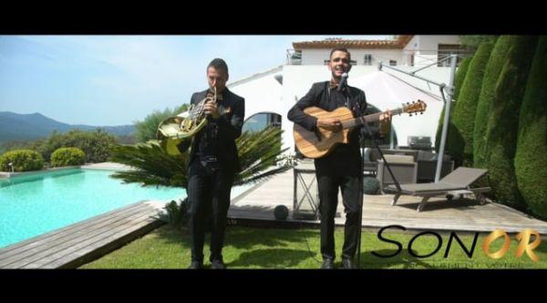 SONOR Live Session #1 - Chris & Tim