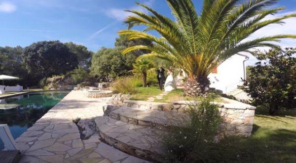 Mariage Vanessa & Gregory @Villa Privée Nice