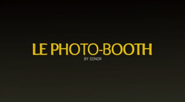 Le Photo-Booth by SONOR