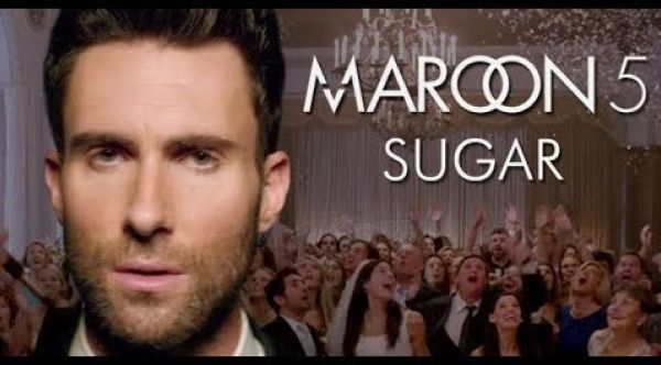 Maroon 5 sugar (boot by maaxtal)