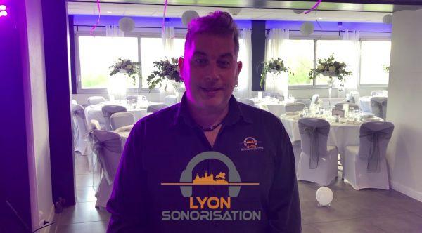 Matériel Lyon Sonorisation | mariage son et lumière  | Wedding DJ Setup Review