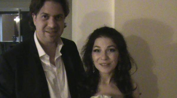 Livre d'or remerciement de Fabrice et Alina mariage Franco-Russe