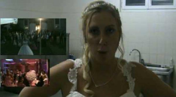 Livre d'or en vidéo , mariage d'ELodie et Fabien