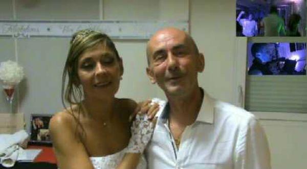 djasanimation remerciement mariage de Lauruent et Nathalie