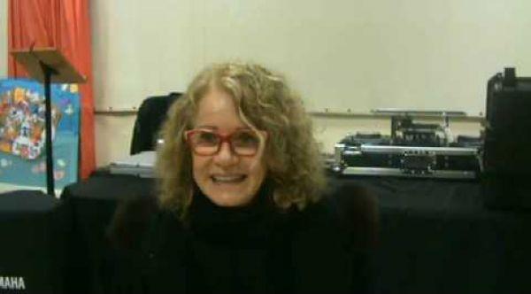 Remerciement de Marcelle Responsable et organisatrice de la grande soirée du Secours Catholique