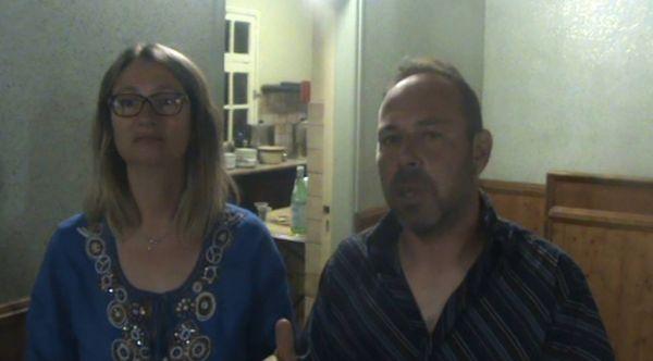Livre d'or en vidéo remerciement d'Isabelle et Mickaël