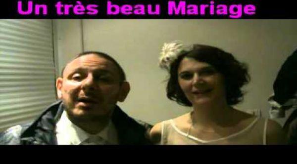 Mariage d'éric et Isabelle livre d'or