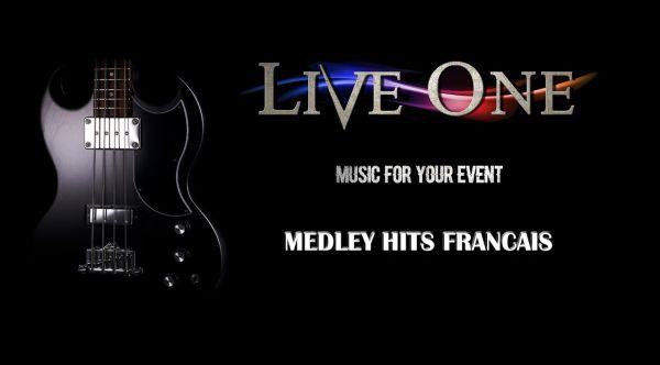 Orchestre Live One - Medley Titres français