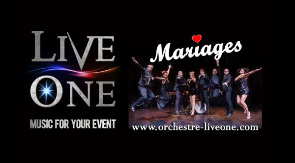 Orchestre Live One Mariages