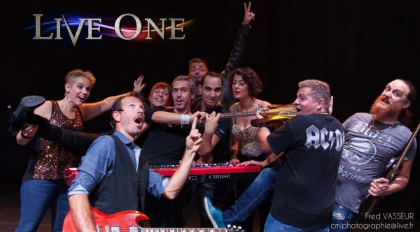 Orchestre Live One / backstage 2019