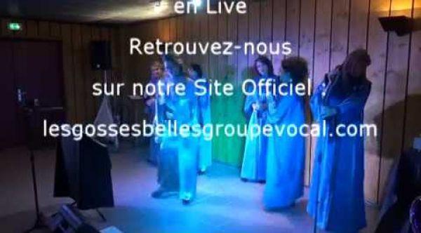GB Vidéo LIVE i'm free à Rillieux La Pape 2017