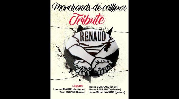 Teaser Marchands de Cailloux tribute Renaud Premiumlive 2019
