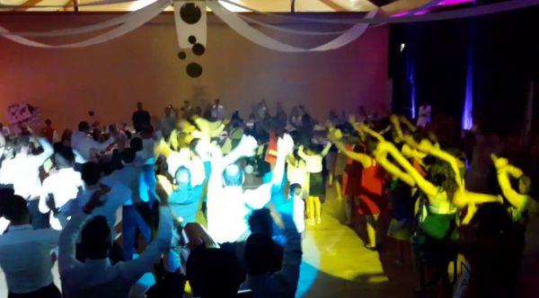 Flash Mob Mariage Sia cheap thrills - 2017 Strasbourg DJ Night Animation